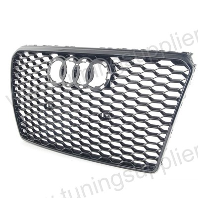 RS7 STYLE GRILLE FIT ON AUDI A7 C7 2012-2014 YEAR
