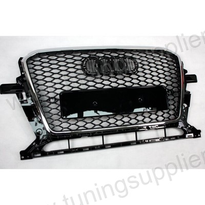 2012-2014  AUDI Q5 RSQ5 Style Honeycomb Mesh Grille