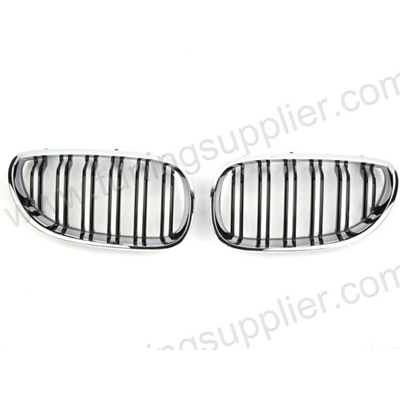 E60 TUNING GRILLE FOR BMW 3 SERIES E60 2004-2009 - 副本