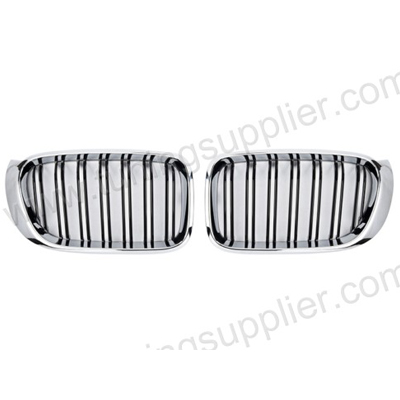 F25 26 TUNING GRILLE FOR BMW 3 SERIES F10 2014ON